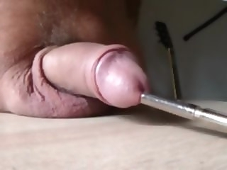 Homemade straight amateur