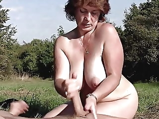 Homemade bbw mature