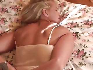 Homemade anal blonde