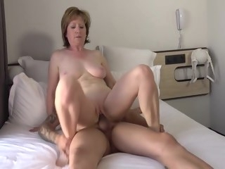 Homemade amateur milf
