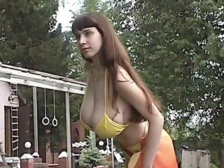 Homemade amateur big tits